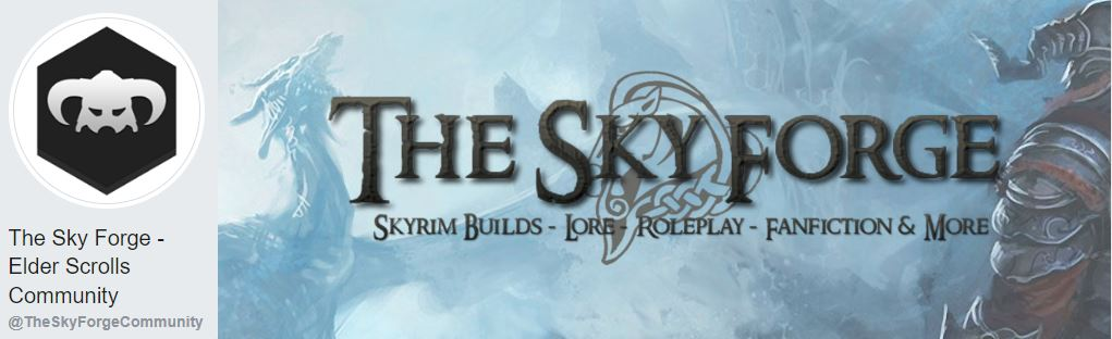 The Sky Forge is now on Facebook!