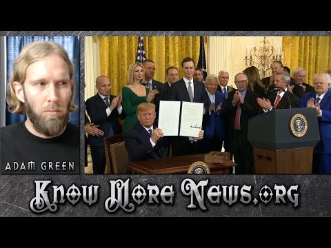 The Truth About Trump's Anti-Semitism Executive Order   KMN LIVE