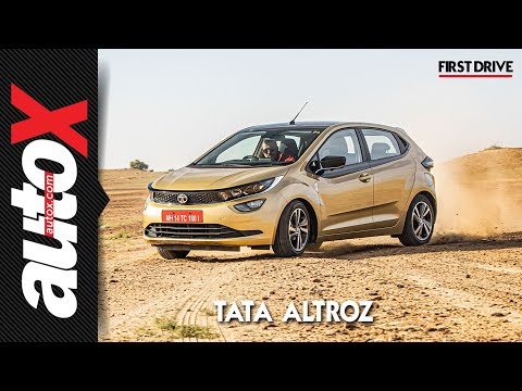 Tata Altroz Video Review