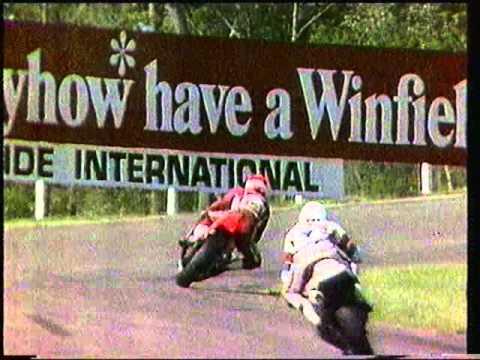 Swann Series 1987 Lakeside Raceway race 2