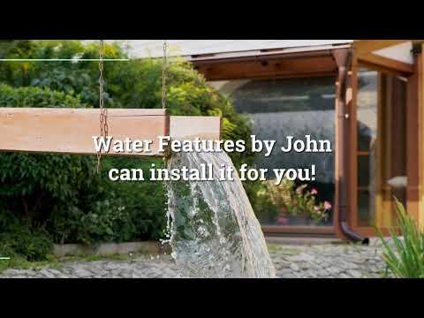 Custom Water Feature Installation in Ogden