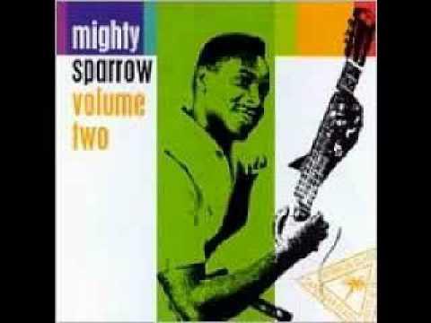 Mighty Sparrow - Jane