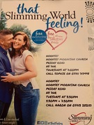 New Slimming World Group in Hornsey every Thursday evening