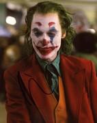 Joker picture signed by Joaquin Phoenix