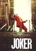 Joker picture signed by Joaquin Phoenix