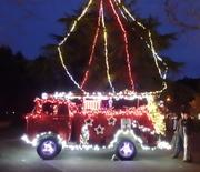 Santa's backup sleigh