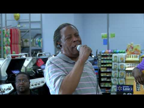 Lon Dorsey at Walmart Grand Opening Part 2