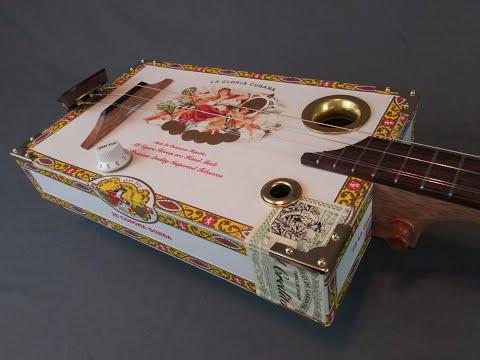 The Dulci-matic by Rough Cut Guitars