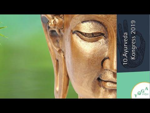 Ayurveda Kongress 2019 - Anwendung von Yantras und Erweckung des Herzens - Amadio Bianchi