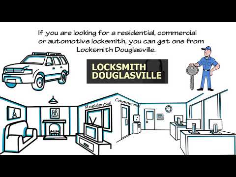 Locksmith Douglasville, (770) 544-1047, Locksmith Douglasville