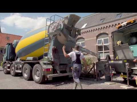 Schuimbeton West B.V. item Doe Maar Duurzaam RTLZ S06E08 23 juli 2017