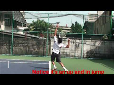 How to Serve Harder--Jump  Think Don't Just Play 111