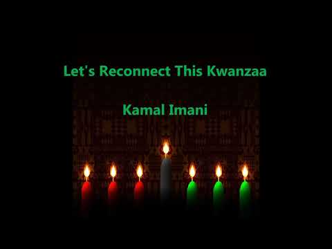 NEW KWANZAA SONG 2019
