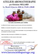 Les huiles essentielles pour méditer