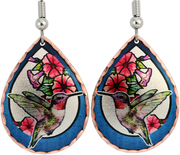 Hummingbird Jewelry Earrings
