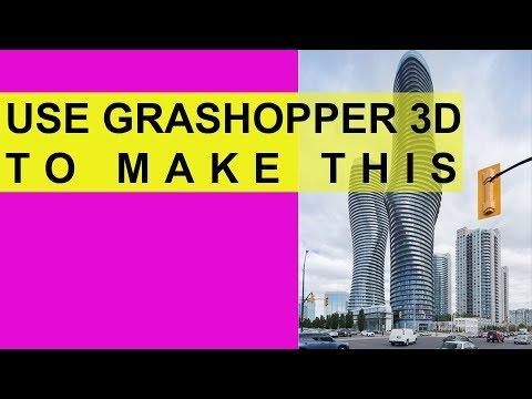 Grasshopper 3D Absolute Towers