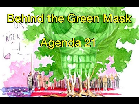 Decoding UN Agenda 21: Behind the Green Mask w/ Rosa Koire (2of2)
