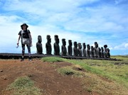 Isla de Pascua (Easter island), Chile