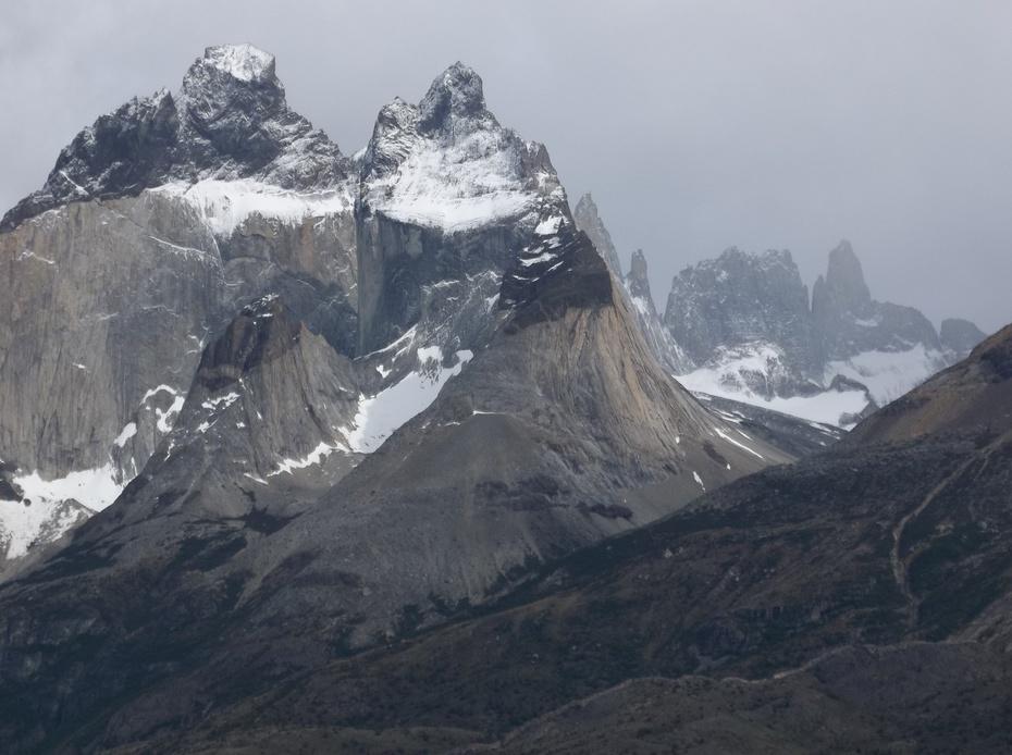 Torres de Paine Chile