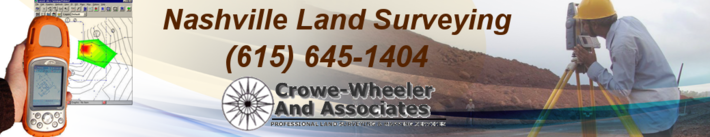 Nashville Tennessee Land Surveyors