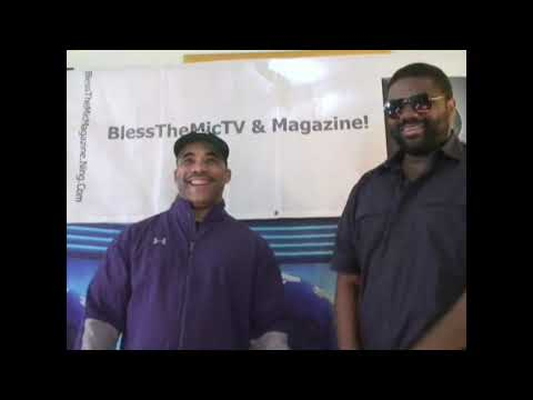 Reggae Star SUGARBEAR INTERVIEW-Bless the Mic Ciphers TV