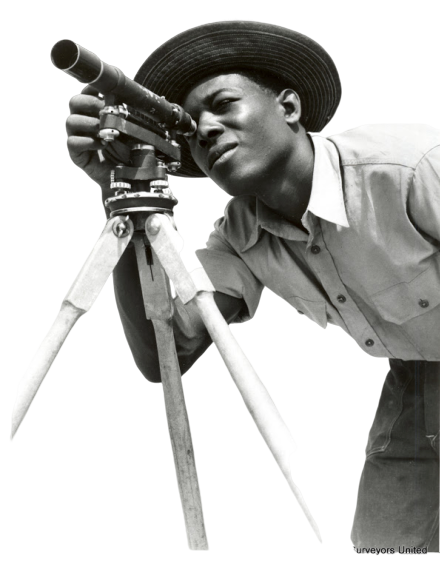 R Terms in Land Surveying