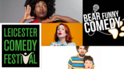 Leicester Comedy Festival Preview Show - 22nd Jan
