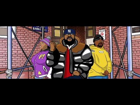"Sean Price & Lil Fame ""Peter Pop Off"" feat. Rim, Teflon & I-Fresh (Official Music Video)"