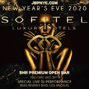 New Years Eve 2020 Sofitel Beverly Hills