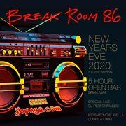 NYE | Break Room 86 New Years Open Bar Tickets
