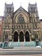 რა ეკლესიაა არ ვიცი მარა მანჰეტენზე იყო