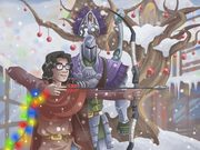 King's Quest Christmas Commission