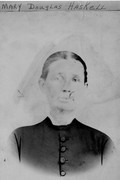 Mary Douglas1837-1889
