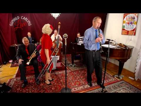 Amazing clarinet solo - Wild Cat Blues - GC Live- Max Carling