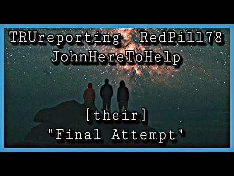 """Their Final Attempt:  An Interview With """"JohnHereToHelp""""   :coded:"""