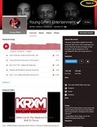 RANK #1  YOUNG GIFTED!!  https://www.reverbnation.com/younggifted4