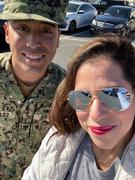 NavyMom and Son