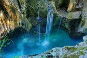 Triglev National Park near Bovec in Slovenia