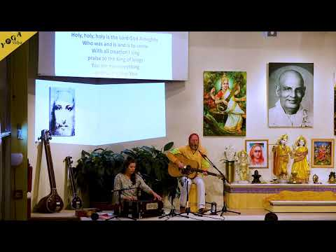 Revelation Song - Guna Nada Das and Mahashakti - Satsang 21.12.2019