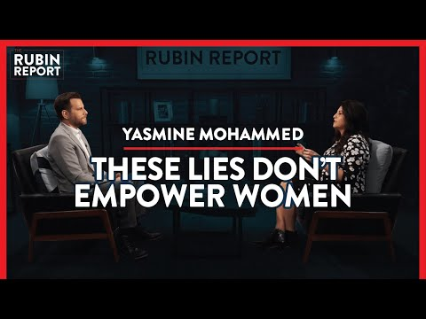 Ex Muslim Exposes The Reality of Islam In The West | Yasmine Mohammed | SPIRITUALITY | Rubin Report