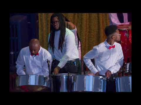 Pan Evolution Steel Orchestra --  I'll Be Home for Christmas