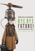 Visite virtuelle Exposition Bye Bye Future! L'art de voyager dans le temps