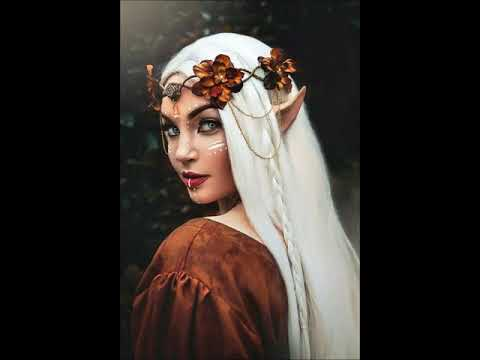 The Secret Of The Elves / Fantasy Spiritual Music / Impro Synthe