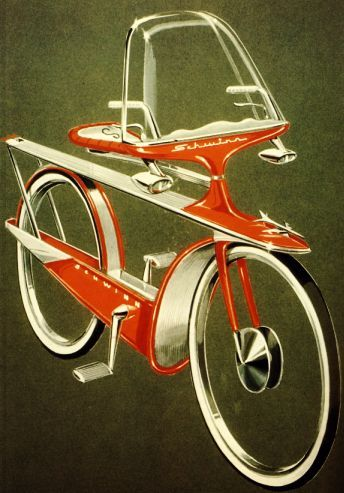 1960s Schwinn Concept Bicycle