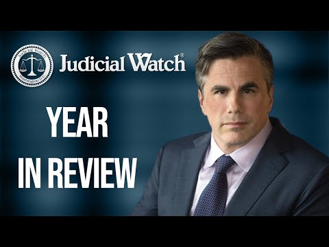 Judicial Watch's 2019 Year in Review--In Case You Missed It...