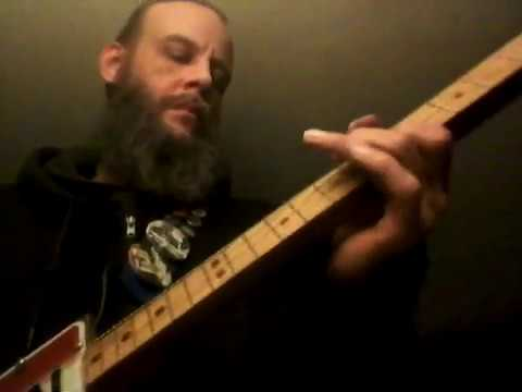 Original 3 string guitar tune Friday 12/27/19