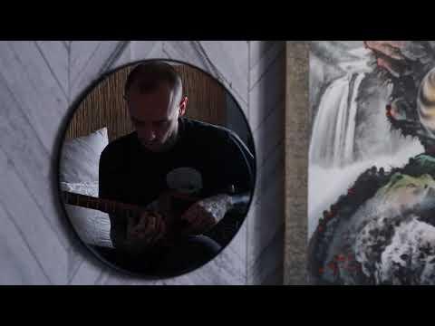 Gary O'slide - Osmose - Cigar Box Guitar Licence Palte
