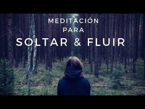 Meditación para soltar y fluir. 15 minutos de paz