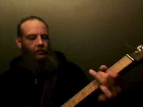 "Original 3 string guitar tune ""Fresh Blueberry Hash"" Sat. 12/28/19"