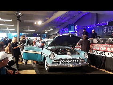 1955 DeSoto FireFlite Finds A New Owner At the 2019 Fall Carlisle Auction